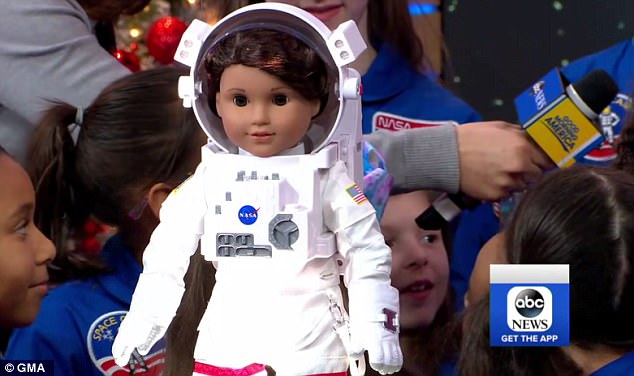 American Girl, NASA Come Together To Create An Aspiring Astronaut Doll