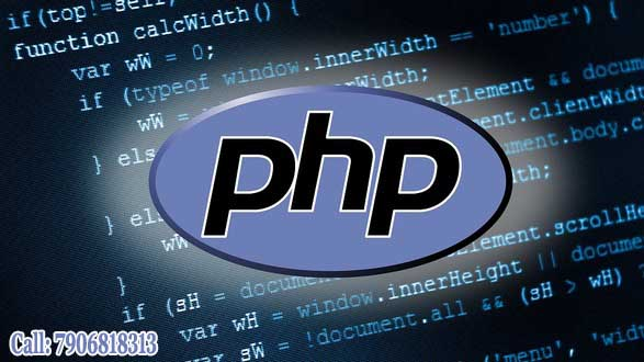 Best PHP Training Company in Roorkee