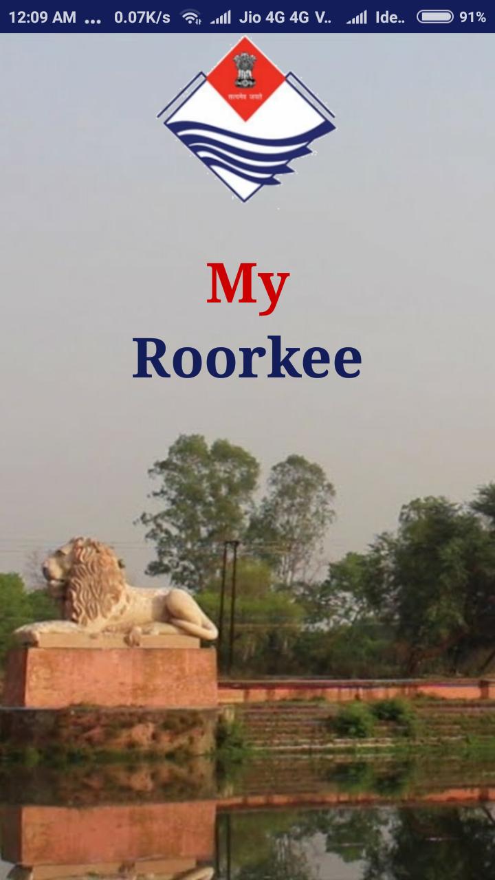 My Roorkee app | By IAS Deepak Rawat