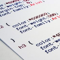Use of CSS With HTML