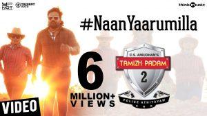 naan yaroomilla top tamil song