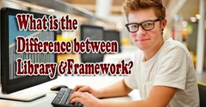 Library vs Framework