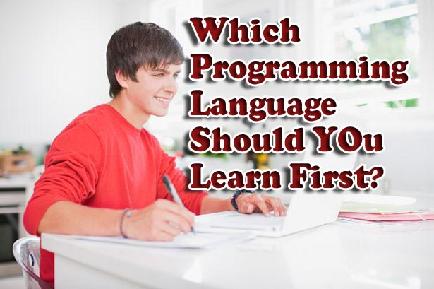 which programming language should i learn first