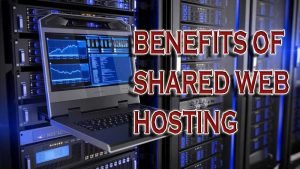 Top 5 Benefits of Shared Web Hosting