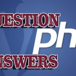 php question answers