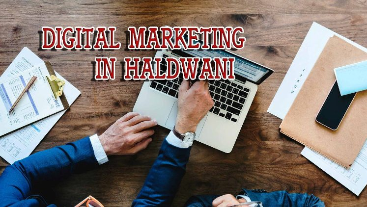 digital marketing in haldwani