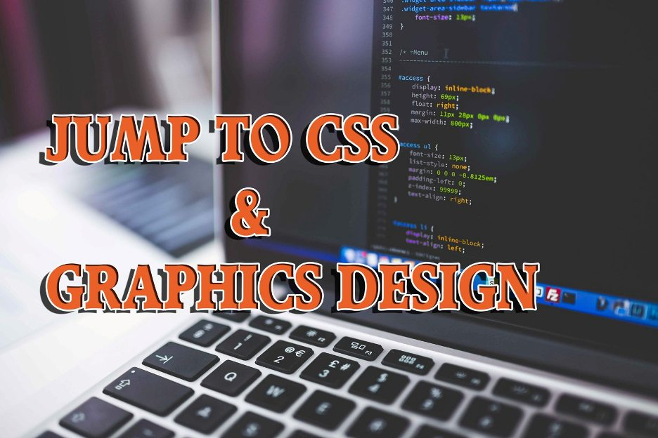 picture of css and graphics design