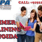 picture of summer training in noida