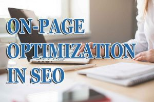Picture of On Page optimization in SEO