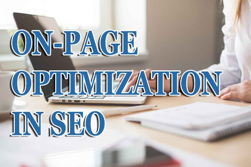 Top 5 Tips for On Page Optimization in SEO