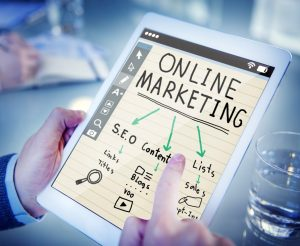 Online Presence of business