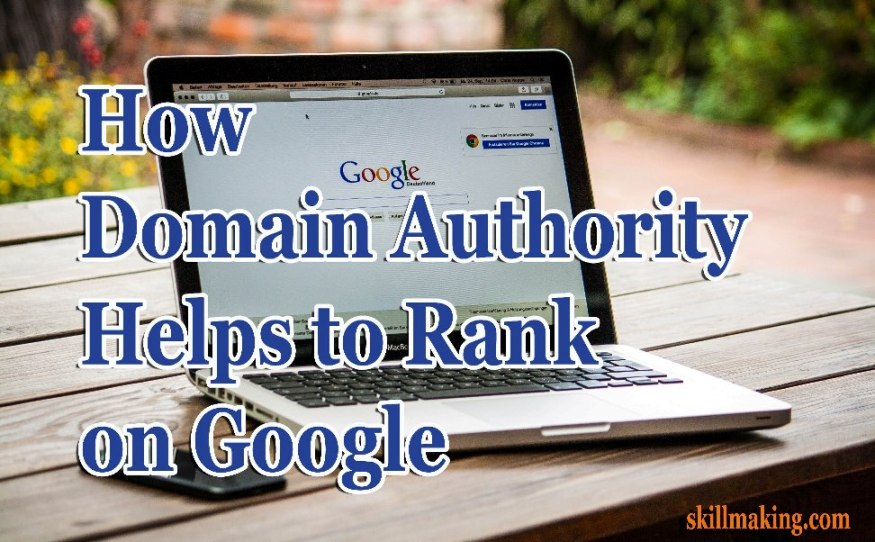 How domain authority helps to rank on Google
