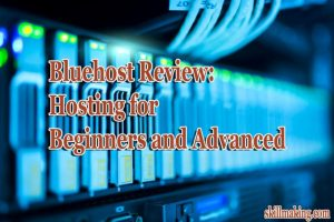bluehost review, hosting for beginners and advanced blogger