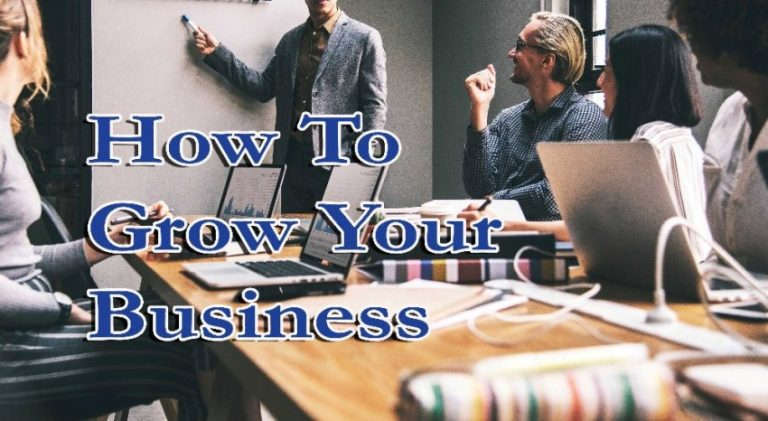 Grow your business with these 10 powerful business tips