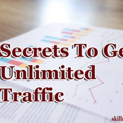 Secrets To get Unlimited Traffic