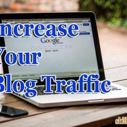 Increase Blog Traffic on Blog