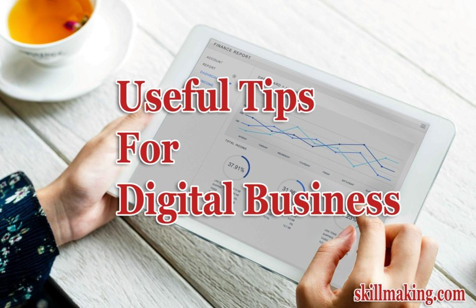 Top 5 Steps to Be Successful in Digital Business