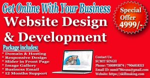 Picture of Web Development Company in Dehradun and Roorkee