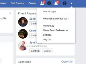 How to create facebook ads manager
