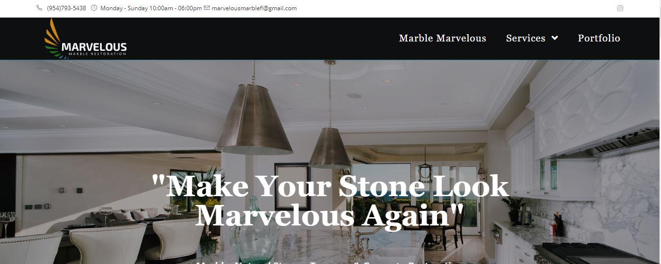Marble Marvelous