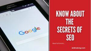 Secrets of SEO
