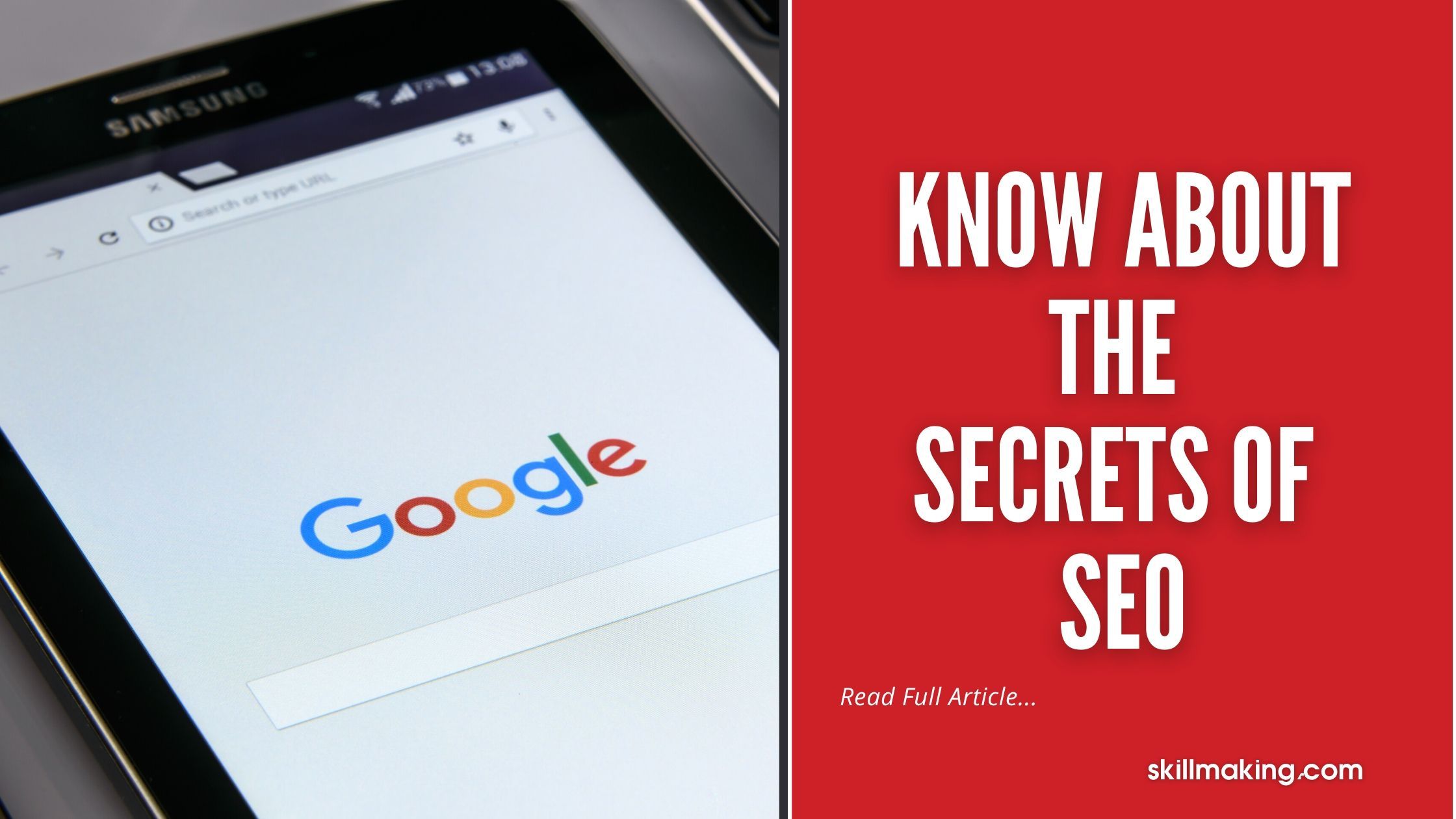 Know About The Secrets of SEO | Updated 2020