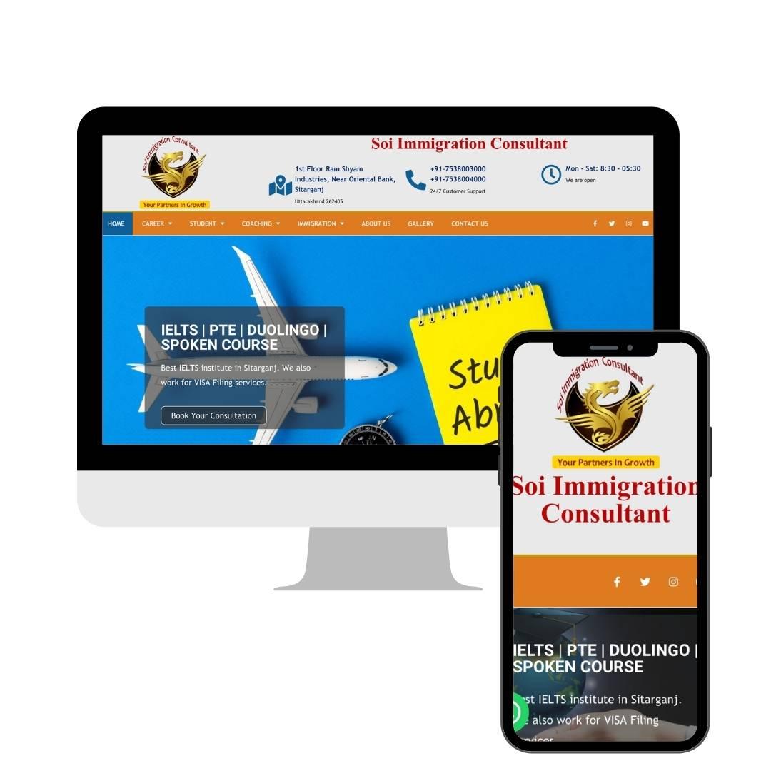Soi Immigration Consultant